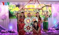 旅居香港和澳门越南人:在国家发展的欢乐沸腾气氛中喜迎新春