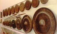 在西原地区文化空间中展示多乐锣钲乐