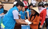 越南全国各地举行照顾帮扶活动  让劳动者、政策优抚对象和贫困者过好年