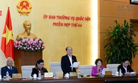 越南第13届国会常务委员会第45次会议计划于2月17日至24日举行