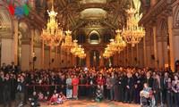 丙申春节迎春活动在巴黎市政厅举行