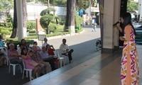 越南诗歌日给诗歌爱好者留下美好印象