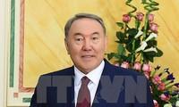 哈萨克斯坦批准越南与欧亚经济联盟自由贸易协定