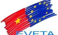 《越欧自贸协定》将促进越南贸易、投资与经济增长