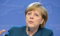 德国总理默克尔:要尽早解决移民危机