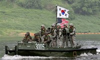 """韩美联军将应对朝鲜""""先发制人""""纳入年度联合军演"""