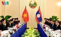 越南将帮助老挝良好履行2016年东盟主席国职责