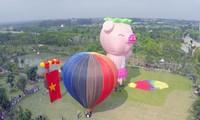 2016国际氢气球节即将在顺化市举行