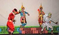 罗班——高棉族典型的舞台艺术
