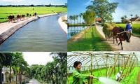 继续完善新农村建设相关机制和政策