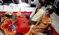 高棉族的传统婚礼