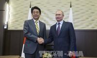 """俄日可能恢复两国国防和外交部门的""""2+2""""部长级会谈"""