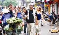 河内接待的国际游客猛增