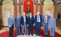 陈大光:越南取得的成就中有着国内外科学家的贡献