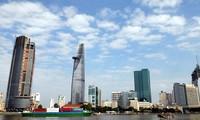 本台VTC电视台举行企业与胡志明市一同革新交流活动