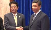 中国和日本领导人计划在20国集团峰会后会谈