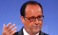 法国总统奥朗德对越南进行国事访问