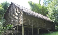 戈豪族的住房建筑