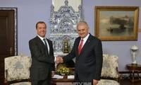 俄罗斯和土耳其讨论落实多个合作项目