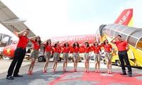 越南海防-韩国首尔直达航线开通