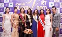 首次越南旅游小姐比赛举行