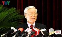 中国媒体高度评价阮富仲即将访华的意义