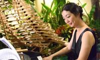 越南:我的第二故乡系列报道和采访之一:钢琴演奏家莫双双——越南的中国媳妇
