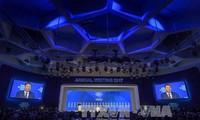世界经济论坛2017年年会:中国呼吁美国共同努力构建长期稳定的合作关系