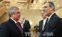 俄罗斯、土耳其和伊朗支持叙反对派参加谈判