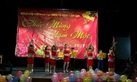 旅居捷克越南人喜迎新春