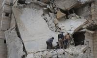 叙利亚政府军夺回大马士革附近的重要地区