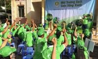 世界银行向越南芹苴市实施绿色清洁美丽项目提供五十万美元援助