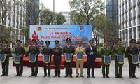 越南青年月的多项活动保障效果和高度教育性