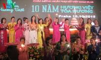 旅居捷克越南人举行纪念3. 8国际妇女节的文艺晚会