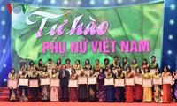 阮春福就越南实现性别平等目标提出7项措施