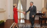 澳大利亚推动与东南亚国家合作