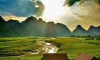 广平省推出与《金刚:骷髅岛》拍摄现场有关的旅游线