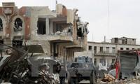 """伊拉克指控""""伊斯兰国""""在摩苏尔市杀害数十名平民"""