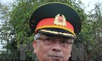 越南国防部代表团访问莫桑比克