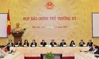 越南政府把稳定宏观经济与实现可持续增长放在优先地位