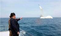 韩国:朝鲜再发射一枚导弹