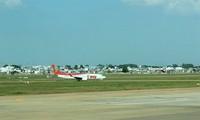 岘港至韩国大邱直达航线正式开通
