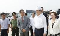陈大光检查在岘港举行的2017年亚太经合组织领导人会议周相关准备工作