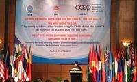 第十届亚太地区政府合作社部长会议在河内开幕