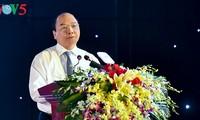 阮春福开始对柬埔寨进行正式访问