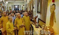 庆祝佛诞节的佛教文化周在胡志明市开幕