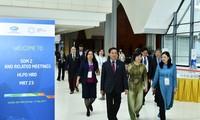"""SOM 2 APEC:继续讨论""""城镇化""""和""""人力资源素质""""等热点议题"""