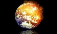 预计到21世纪末地球升温8摄氏度
