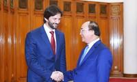 越南公安部与斯洛伐克内务部加强合作关系