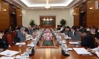 柬埔寨国会主席韩桑林对越南进行正式友好访问